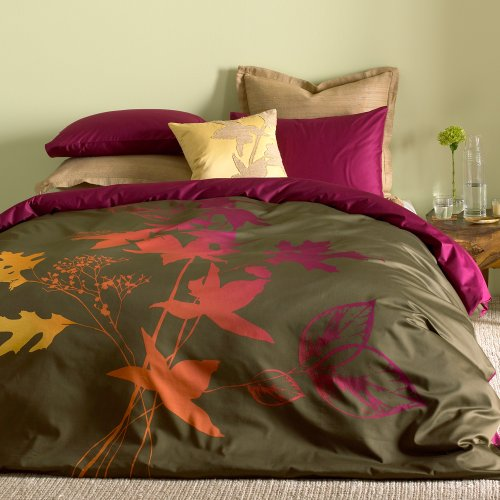 Corina Full/Queen Duvet Set, Aloe