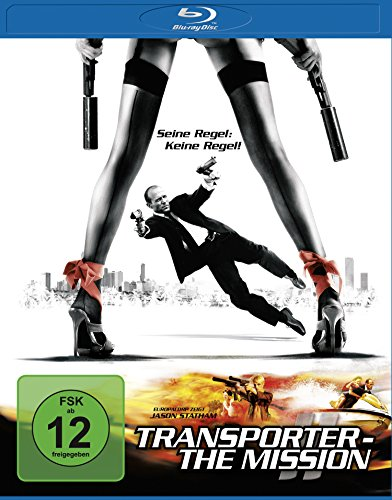 Transporter - The Mission [Blu-ray]