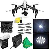 DJI-Inspire-1-PRO-Drone-with-Single-Remote-Controller-Lens-Deluxe-Hard-Case-4pcs-Carbon-Fiber-Propellers-ZEEKITS-Microfiber-Cloth-Lens-Cleaning-Kit-for-DJI-LED-Headlight