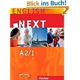 NEXT A2/1: Lehr- und Arbeitsbuch mit 2 Audio-CDs und Companion / Student's Book Paket: Student's Book mit Plus...