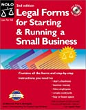 Legal Forms for Starting and Running a Small Business (2nd ed.)