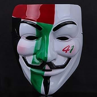 Masks V For ...V For Vendetta Mask