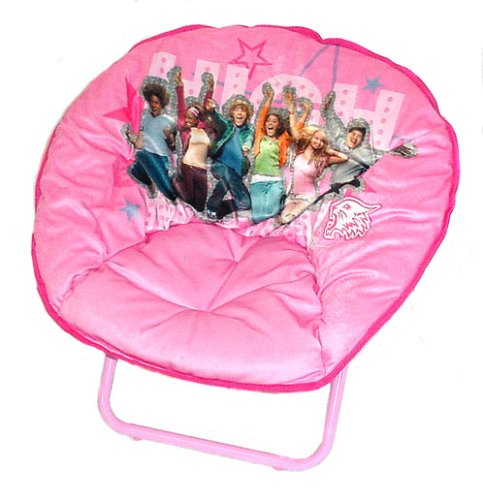 saucer chairs for kids shopping high school musical moon chair