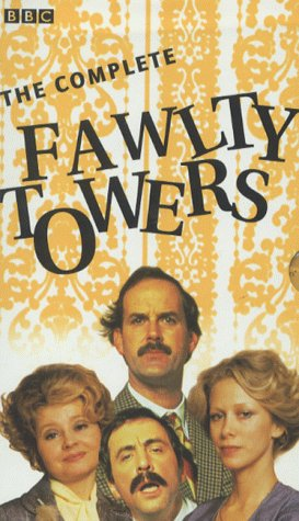 The Complete Fawlty Towers [VHS] [1975]