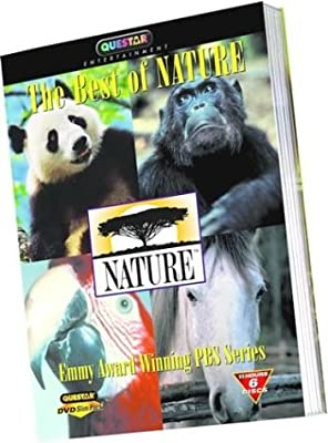 Nature: The Best Of Nature Set (Pandas/Bears/Dogs/Horses/Chimpanzees/Birds)