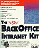 img - for The Backoffice Intranet Kit book / textbook / text book