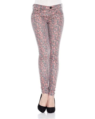 Pepe Jeans London Pantalón Galaxy Rosa