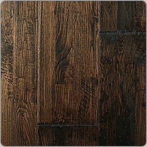 """Hand-scraped Flooring Vintage Timber Floors Oak 3/4"""" Floor"""