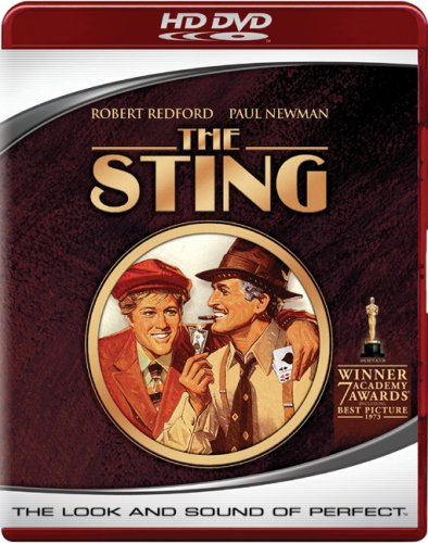 Cover art for  The Sting [HD DVD]