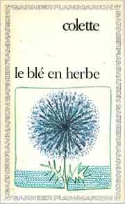 le bl 233 en herbe colette books