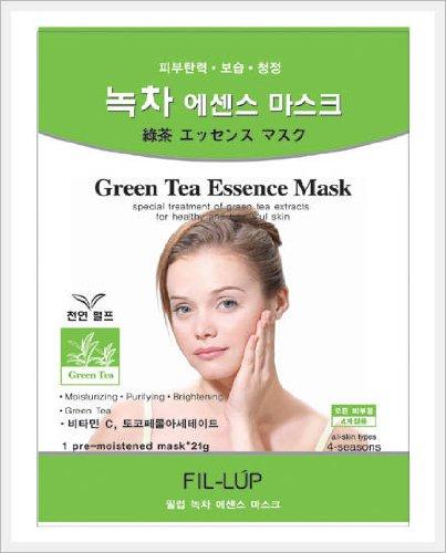 Fil-Lup Essence Facial Mask (Green Tea)