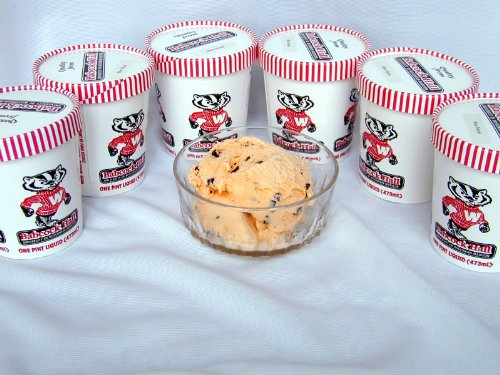 Babcock Ice Cream Variety Pack, 6 Pints by Wisconsinmade