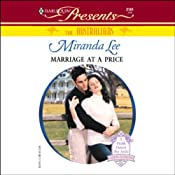 Marriage at a Price | [Miranda Lee]