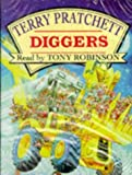 Terry Pratchett Diggers: The Second Book of the Nomes (The Bromeliad Trilogy)