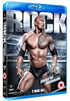 WWE: The Rock - The Epic Journey Of Dwayne Johnson [Blu-ray]