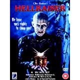 Hellraiser 1-3 [4-disc Box Set] [DVD]by Terry Farrell