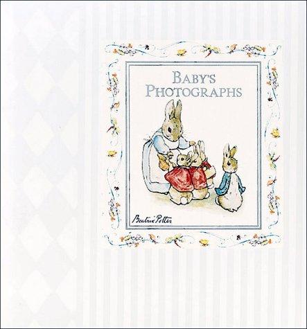 Beatrix Potter Magnetic Page Photo Album