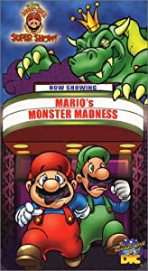 The Super Mario Brothers Super Show - Mario's Monster Madness [VHS]
