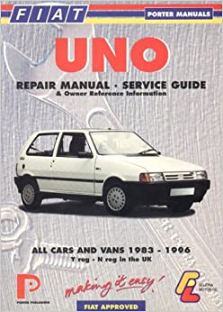 fiat uno repair manual service guide and owner reference. Black Bedroom Furniture Sets. Home Design Ideas