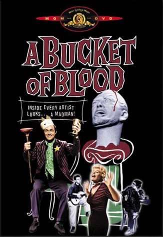 A Bucket of Blood Cover