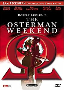 "Cover of ""The Osterman Weekend"""