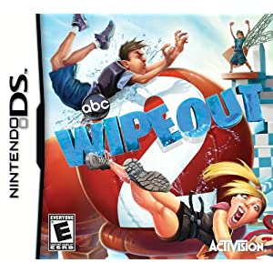 Wipeout 2 Video Game for Nintendo DS