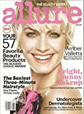 img - for Allure Magazine The Beauty Expert (June 2014) book / textbook / text book