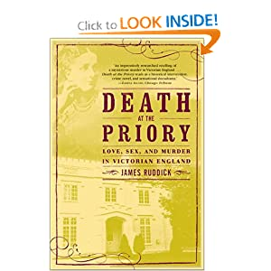 Death at the Priory - James Ruddick