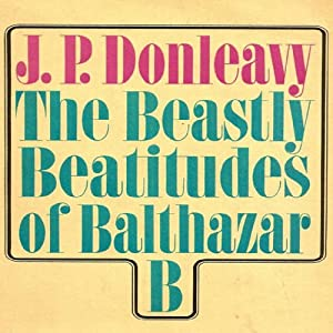 The Beastly Beatitudes of Balthazar B Audiobook
