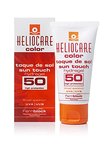 Heliocare Color Spf50 Hydragel Sun Touch 50ml