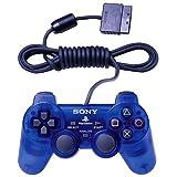 PS2 DualShock 2 Controller - Ocean Blue