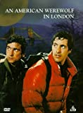 Cover art for  An American Werewolf in London