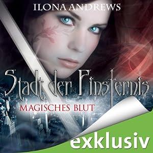 Magisches Blut (Stadt der Finsternis 4) Hörbuch