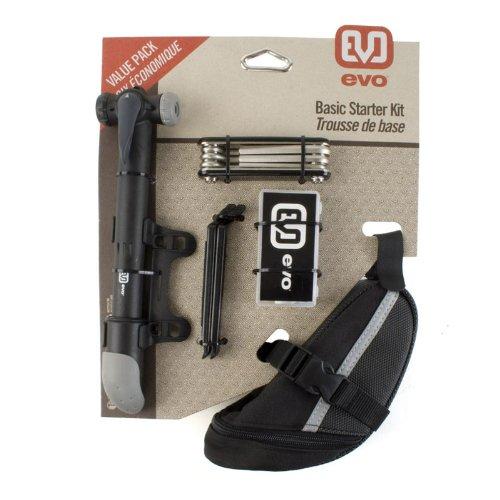 Evo Evo Value Pack, Bag/Multi Tool/Repair Kit
