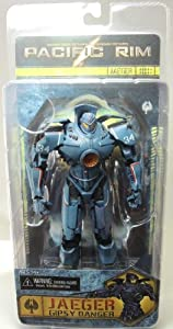 Pacific Rim Gypsy Danger 7 Inch Deluxe Scale Action Figure