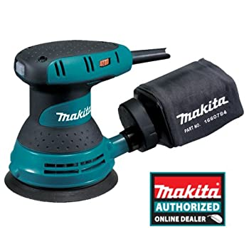 Makita BO5031K 5-Inch Random Orbit Sander Kit