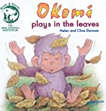 Okomi Plays in the Leaves (Okomi)