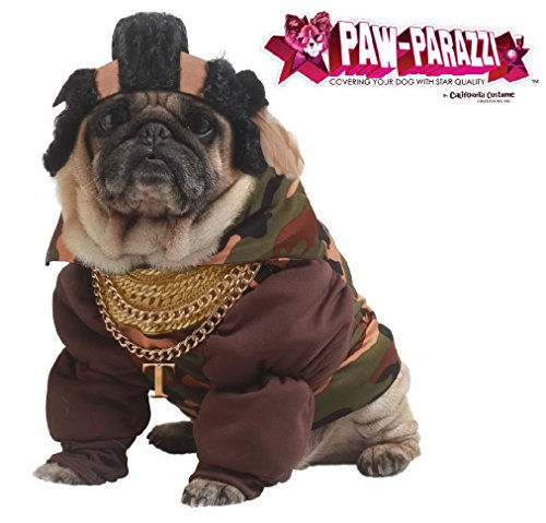 Fancy (Pity The Fool Pet Costume)