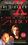 Ground Zero (0061056774) by Anderson, Kevin J.;Carter, Chris