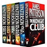 img - for James Patterson Collection 6 Books Set (Alex Cross) RRP $71.94 (The Midnight Club, Along Came a Spider, Jack and Jill, Hide and Seek, Black Market, Kiss the Girls) book / textbook / text book