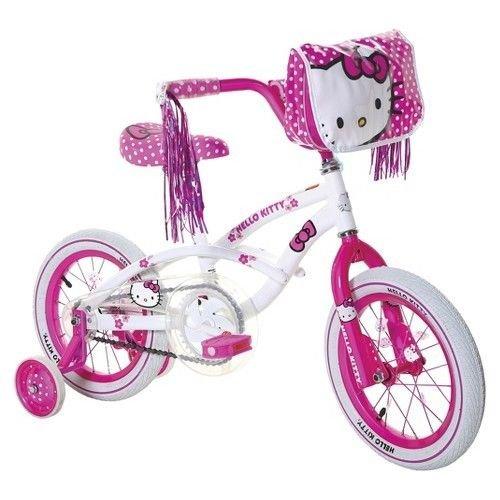 Hello-Kitty-14-Inch-Bike-Whitepink