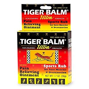 Tiger Balm Ultra Tiger Balm 1.7 Oz (Multi-Pack)