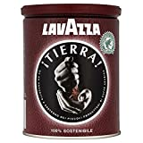 LAVAZZA TIERRA ITALIAN GROUND COFFEE 250G