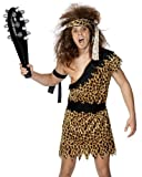 Smiffys Adult Caveman Prehistoric Cave Man Halloween Costume Medium