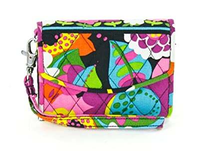 Vera Bradley Va Va Bloom Super Smart Wristlet Wallet