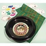 Roulette & Blackjack set - 40cm. wheel, 00612