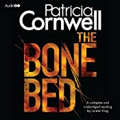 The Bone Bed: Scarpetta, Book 20 | Patricia Cornwell