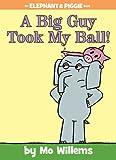 A Big Guy Took My Ball!