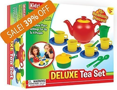 Top 10 gifts for 2 year old girls shopswell for Best kitchen set for 4 year old