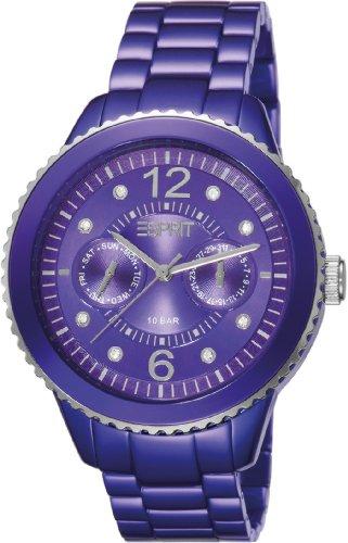 Esprit ES105802004 - Reloj de pulsera mujer, aluminio, color morado